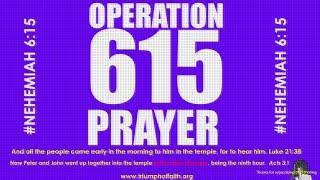 Download Operation 615 Evening Prayer , June 19, 2018 Video