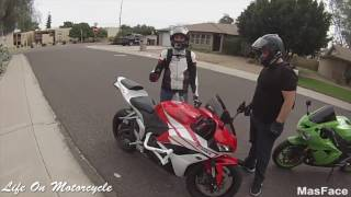 Download POLICE vs. BIKERS 2017 | ENCOUNTERS & POLICE PULLOVERS 2017 [Ep #2] Video