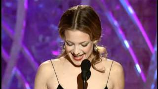 Download Kate Hudson Wins Best Supporting Actress Motion Picture - Golden Globes 2001 Video