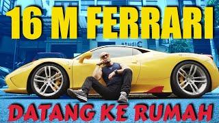 Download 16 MILLIAR FERRARI TIBA DI RUMAH! (Kunci Sebuah Sukses itu..) Video