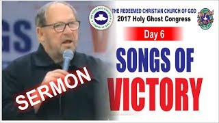 Download Pastor John Watson @ RCCG 2017 HOLY GHOST CONGRESS #Day6 Video