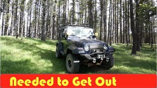 Download Back Country Fires Jeep Adventure Video