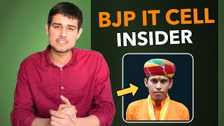 Download BJP IT Cell Insider Interview with Dhruv Rathee Video