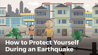 Download How to Protect Yourself During an Earthquake | Disasters Video