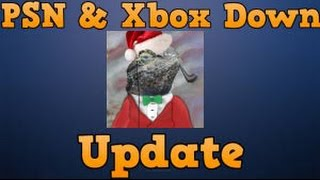 Download PSN & Xbox Live Down Update (26th December) | Lizard Squad Christmas DDOS Attacks Video