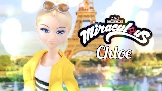Download Unbox Daily: Miraculous Chloe Fashion Doll Review - 4K Video