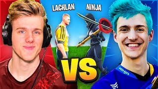 Download Lachlan VS Ninja In Fortnite Battle Royale! Video