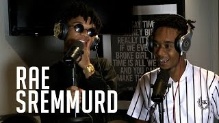 Download Rae Sremmurd buggin at Ebro in the morning.. They curved the freestyle! Video