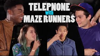 Download Telephone Challenge (ft. MAZE RUNNER: The Scorch Trials) Video