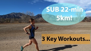 Download HOW TO RUN A SUB 22-minute 5km! Key Workouts and Tips | Sage Running Video
