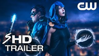 Download Teen Titans | Teaser Trailer | The CW - TV Series HOLLAND RODEN, RAY FISHER (Fan Made) Video