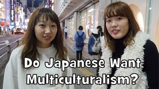 Download Do Japanese Want Multiculturalism in Japan? (Interview) Video
