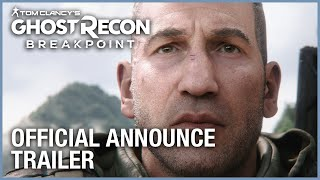 Download Tom Clancy's Ghost Recon Breakpoint: Official Announce Trailer | Ubisoft [NA] Video