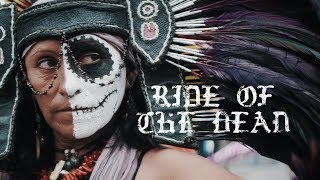Download A MTB race across a 1000 year old Mexican trail.   Ride of the Dead Video
