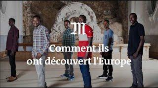 Download « Les nouveaux arrivants » : leurs premières impressions de l'Europe Video