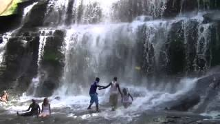 Download Kintampo waterfalls, Ghana Video