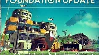Download No Man's Sky Base Building Intro Creative Mode - Foundation Update Video