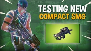 Download Testing NEW Compact SMG P90 - Fortnite Battle Royale Gameplay - Ninja Video