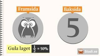 Download Slump & sannolikhet (Matematik) - Studi.se Video