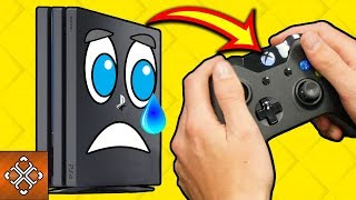 Download 10 Confessions Of A PS4 Pro Gamer After Buying An Xbox One X Video