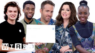 Download The Best of Autocomplete: Funniest Moments from the Cast of Stranger Things, Black Panther and More Video