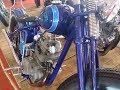 Download Custom Chopper Bobber Kawasaki Binter Merzy KZ200 Video
