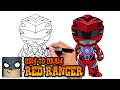 Download How to Draw Red Ranger | Power Rangers Video