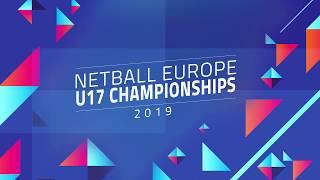 Download Netball Europe U17 Championships 2019 | Wales v England Video