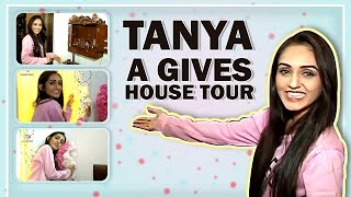 Download Tanya Sharma Gives An Exclusive House Tour To India Forums | House Segment Video