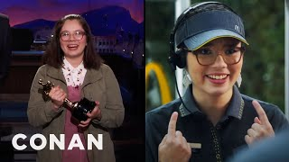 Download The Breakout Star Of The Oscars - CONAN on TBS Video