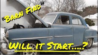 Download 1952 Dodge Barn Find First Start - Vice Grip Garage EP16 Video