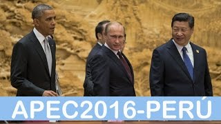 Download APEC 2016 PERÚ: USA enviara personal y material militar para el APEC Video