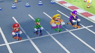 Download Super Mario Party - All Free For All Minigames Video