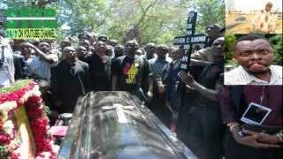 Download Mazishi ya kanumba kingwendu Alia Video