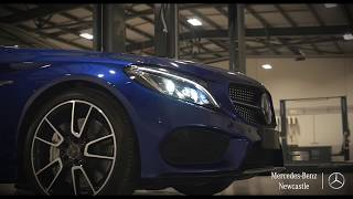 Download Service & Spare Parts Department (Extended) | Mercedes-Benz Newcastle Video