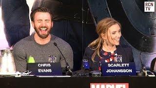 Download Captain America Cast Trash Talk Superman & Batman Video