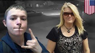 Download Vegas road rage shooting: 19-yr-old suspect was gunman in Tammy Meyers killing Video