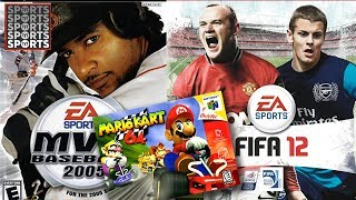 Download What is the Greatest Sports Video Game of All Time? Video