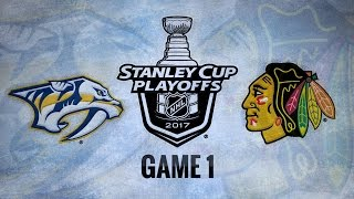 Download Rinne's 29-save shutout powers Preds to Game 1 win Video