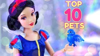 Download Top 10: Best Doll Pets RANKED | Schleich | Monster High | Barbie & more Video