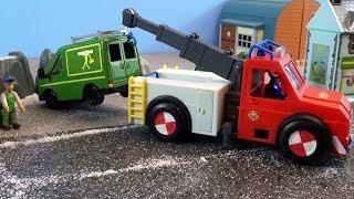 Download Fireman Sam Epiodes Toys Fire Mountain Lodge Lighthouse Jupiter Toy Firefighter Sam Video