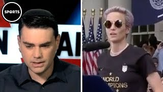 Download Ben Shapiro Gets TRIGGERED By Megan Rapinoe Video