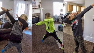 Download CUTE KIDS FALL FASHION SHOW | MOM TRIES TO BUY ″COOL″ KIDS CLOTHES | EXCESSIVE DABBING Video