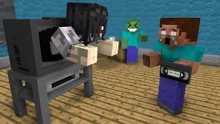 Download Monster School: The Ring HORROR GAME CHALLENGE - Minecraft Animation Video