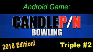 Download Candlepin Bowling Android Game, 2018 Edition: Triple #2 Video