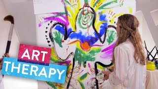 Download How Does Art Therapy Heal the Soul? | The Science of Happiness Video