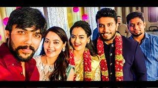 Download Aarav, Bindhu Madhavi attends Actress Suja Varunee Wedding | Bigg Boss Tamil Contestants Video