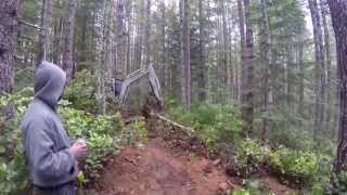 Download Riding our new ATV trails - Off Grid Cabin Video