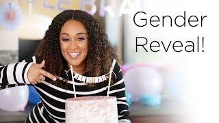 Download Tia Mowry's Gender Reveal | Quick Fix Video