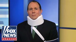 Download Raymond Arroyo addresses his fall on 'The Ingraham Angle' Video